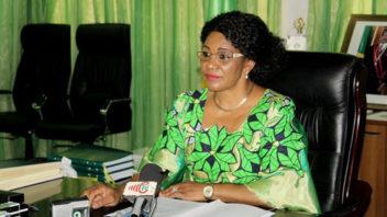 Discours de Madame la Ministre sur le lancement des Projets